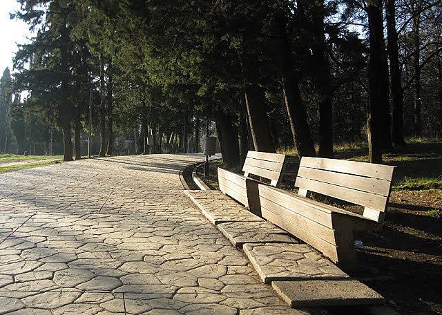Большой парк