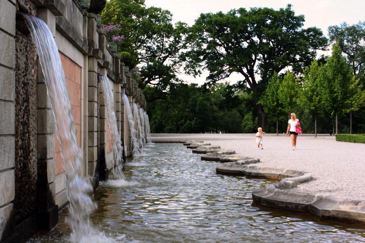 фонтан Стокгольм