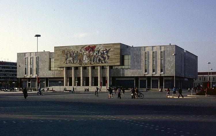история Тирана