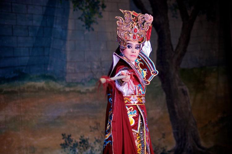 Китайская опера фото