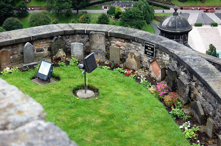 кладбище для собак Эдинбург