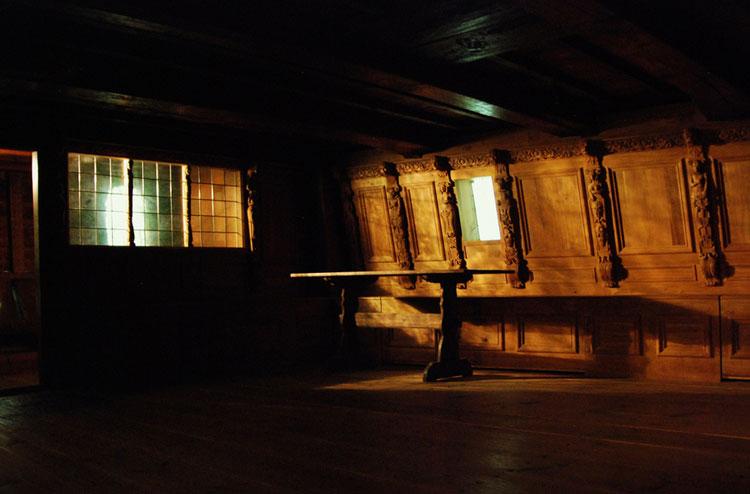 музей корабль в Стокгольме каюта