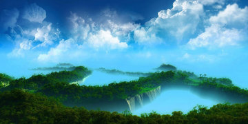 Красавица Земля