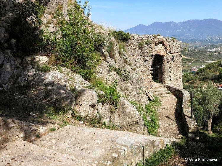 крепость Албания