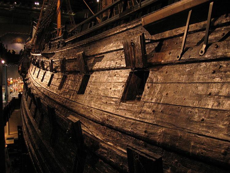 корабли музеи