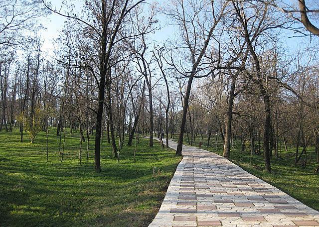 парк Албания