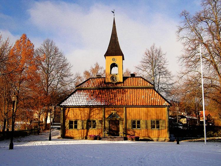 Сигтуна Швеция фото