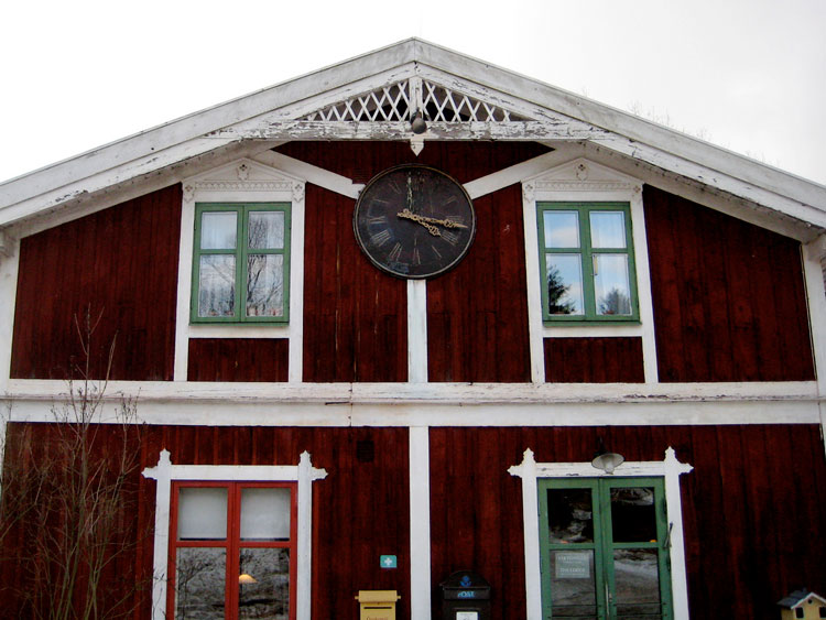 Стокгольм Скансен музей под открытым небом