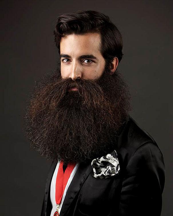 большая борода