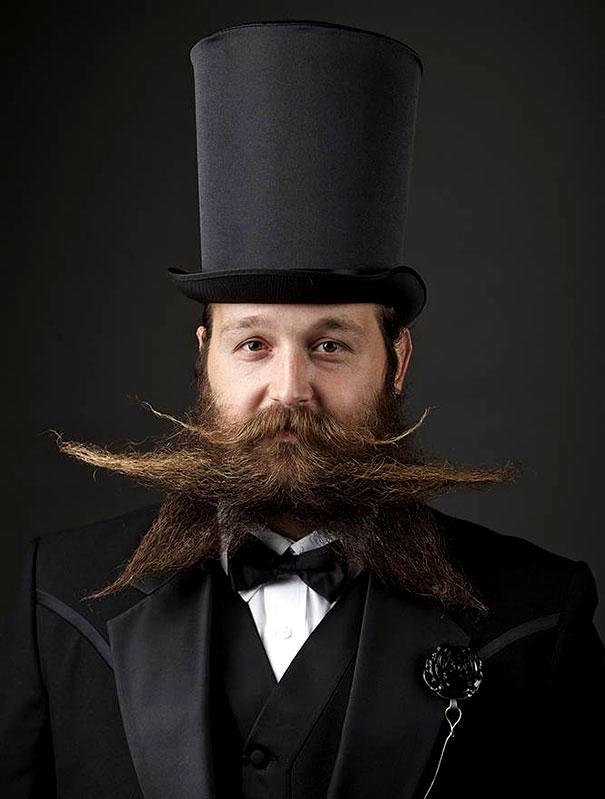 борода и усы фото