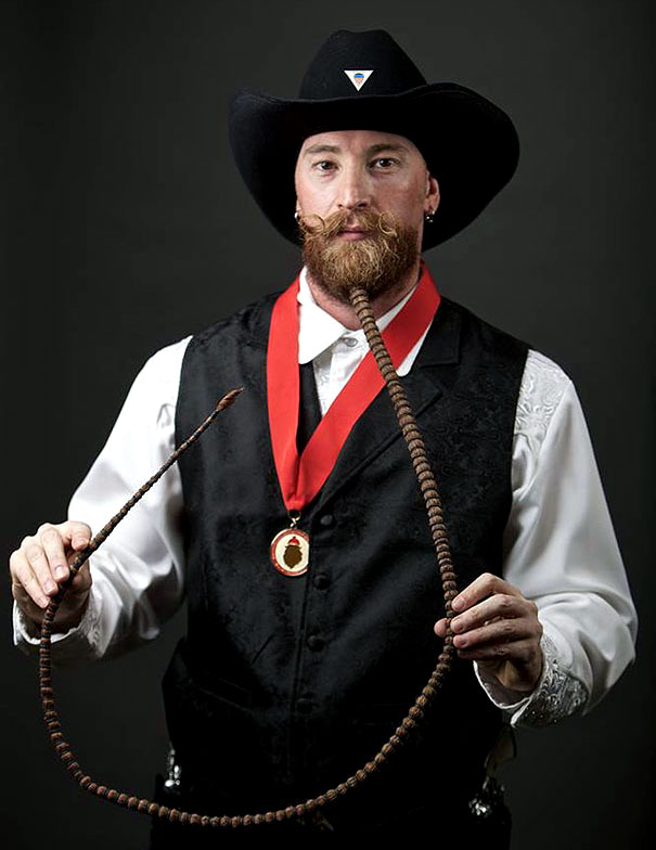 борода косичка