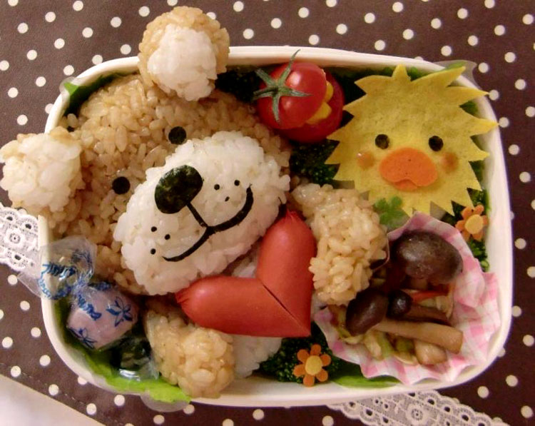 еда япония