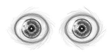 глаза картинки