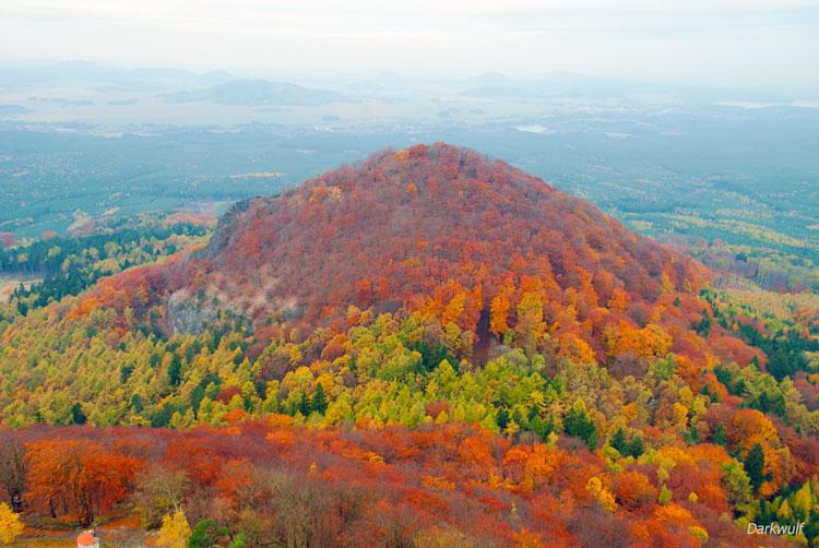 горы Чехия