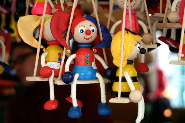 игрушки чехия