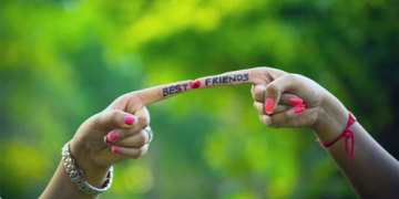 лучшие подруги