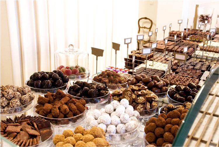 магазин бельгийского шоколада