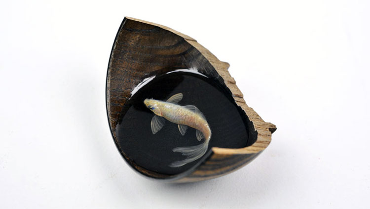 маленькая рыба