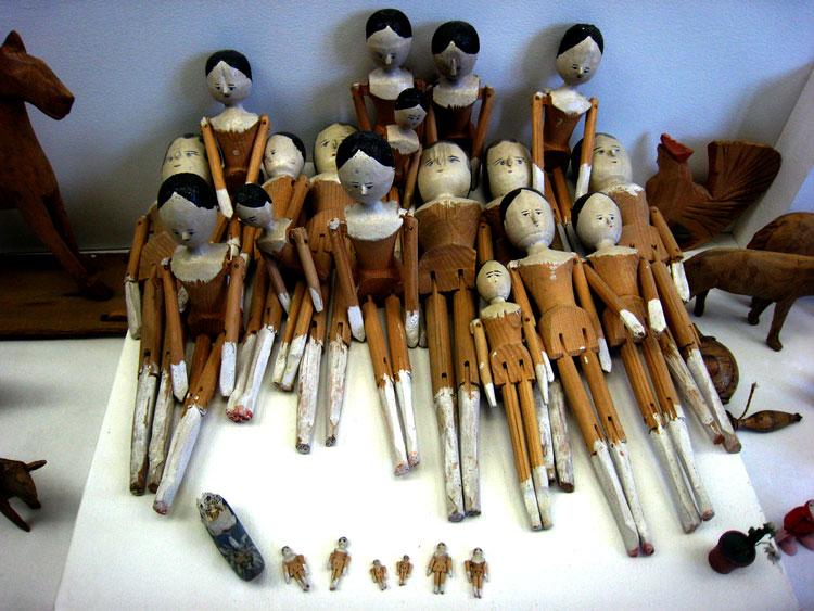 музей деревянных игрушек