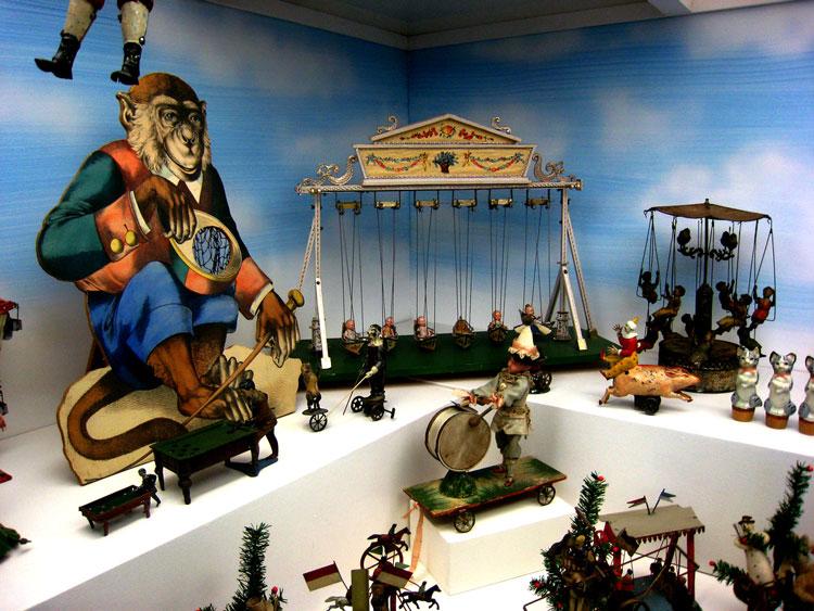 музей игрушки фото