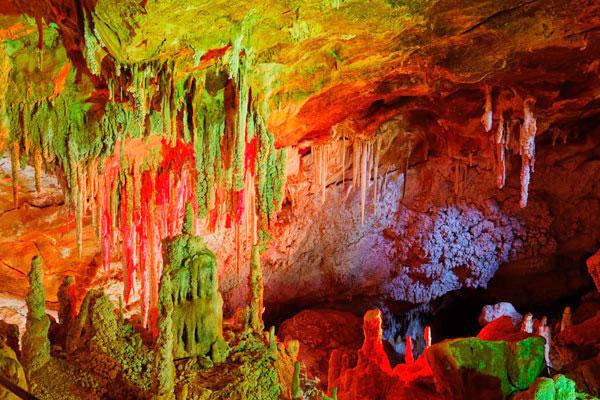 пещеры мира