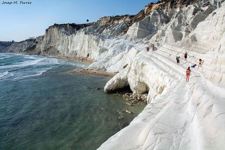 пляжи сицилии