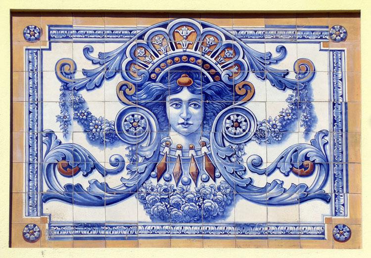 португалия плитка