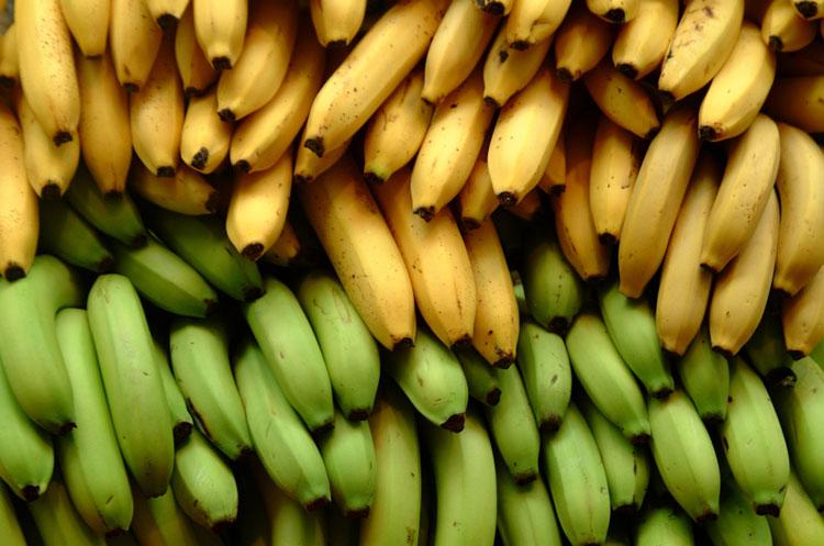 сколько в банане