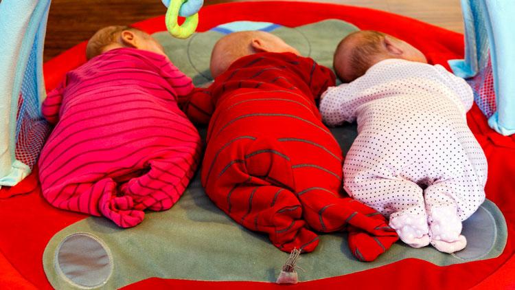 тройняшки девочки