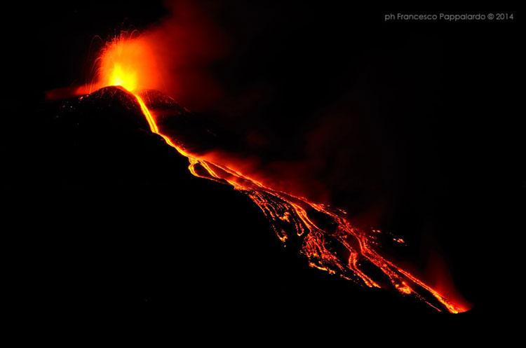 вулкан на сицилии