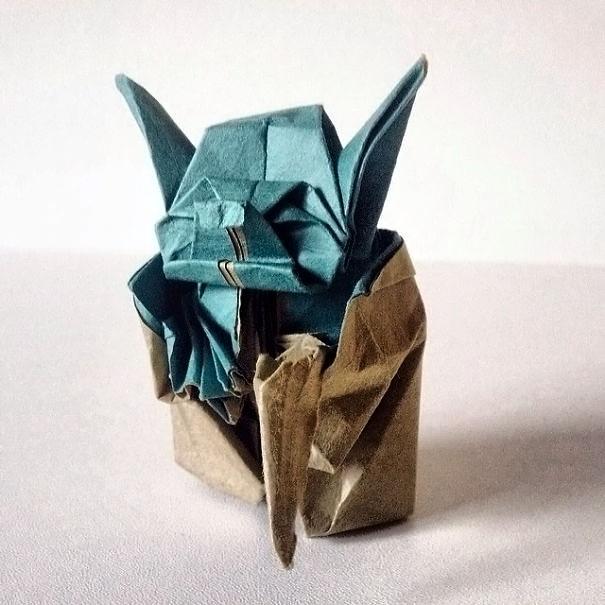 фигурки оригами