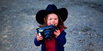 фотограф молодой