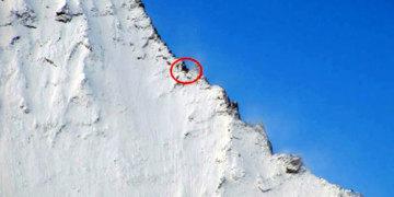 гора альпы