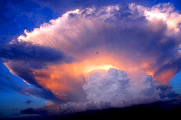 грибовидное облако