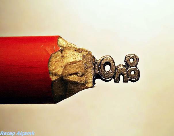 грифель простого карандаша