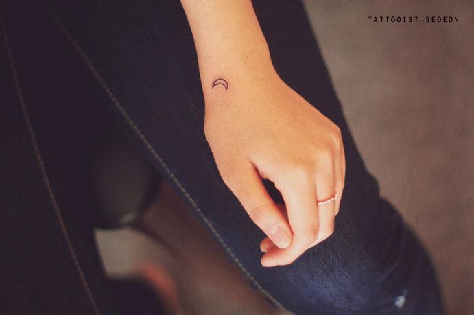 лёгкие татуировки