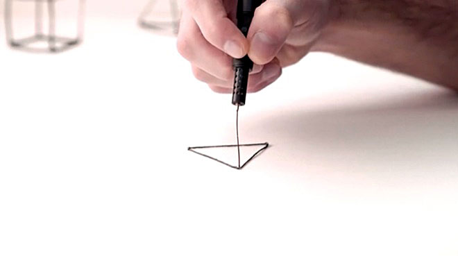 3д ручка фото