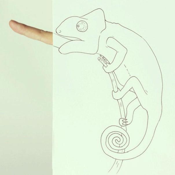 смотреть легкие рисунки карандашом