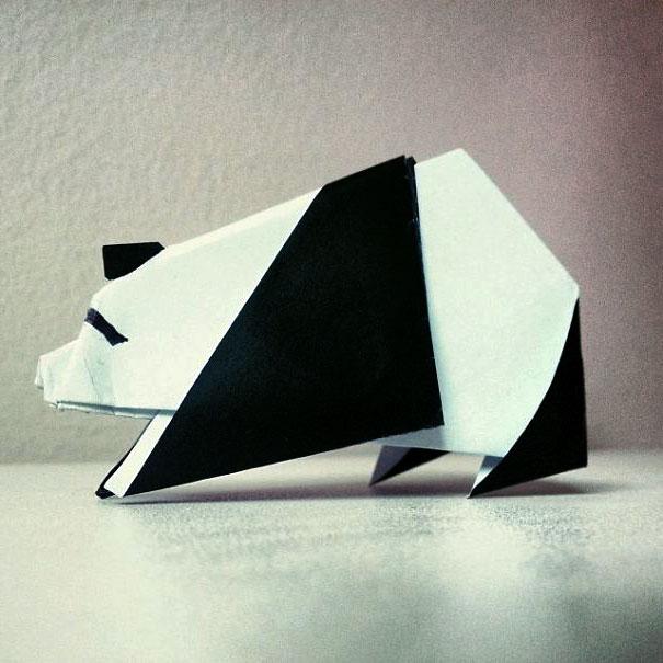 модели оригами