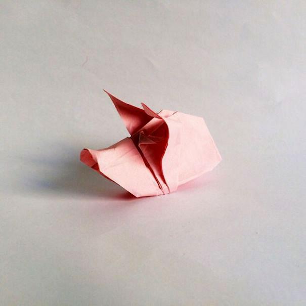 фигуры оригами