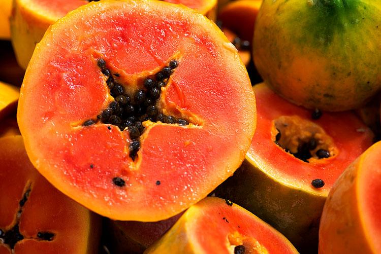 папайя фрукт