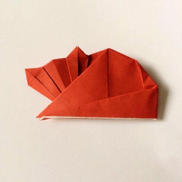 подделки оригами