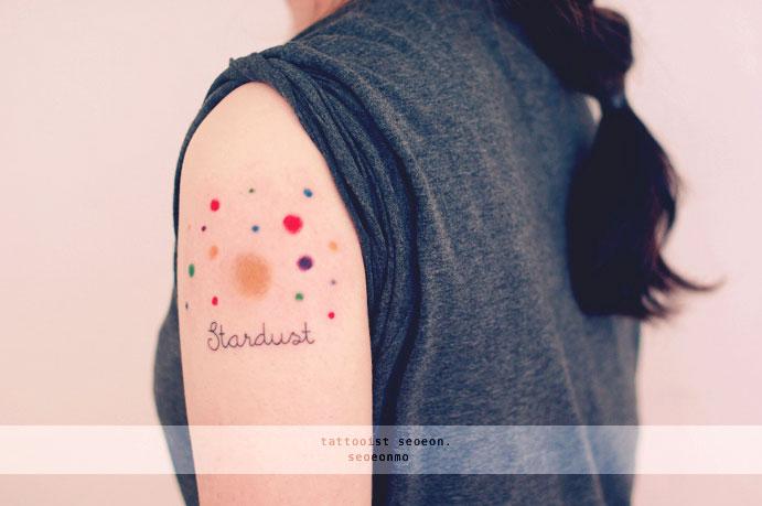 просто татуировки