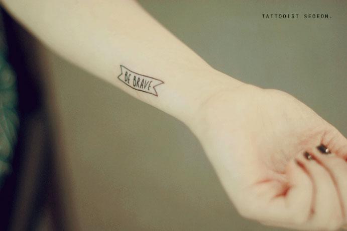 татуировки на руке с переводом