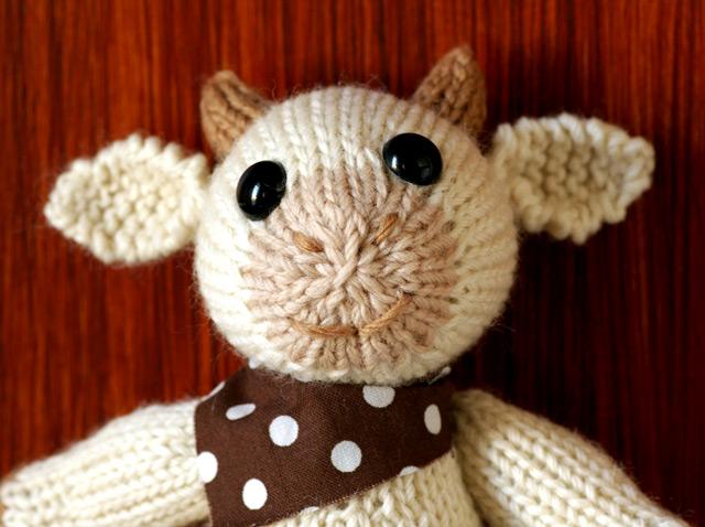 вязание игрушек фото