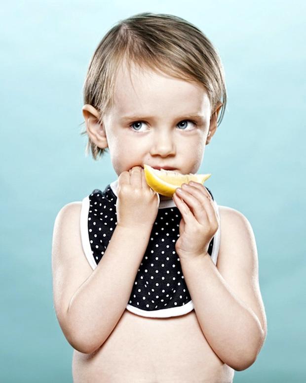 человек лимон