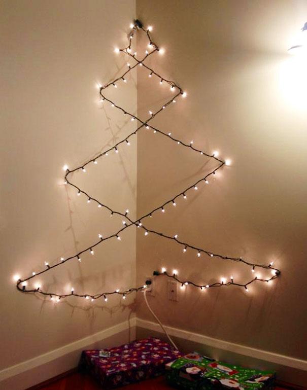 делаем новогоднюю ёлку