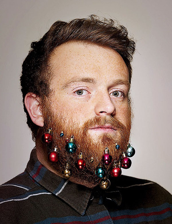 фото мужчины с бородой