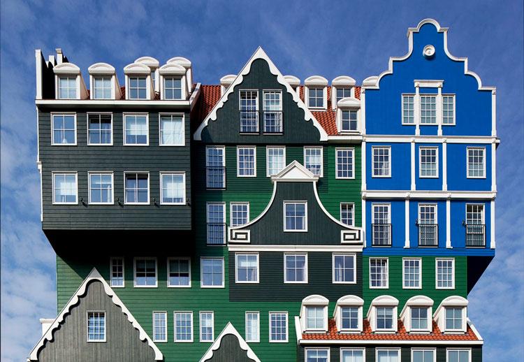современная архитектура гостиниц