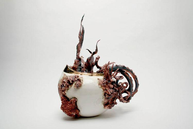 керамика авторская работа